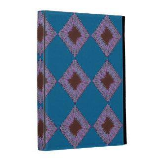 In The Pink Colorfoil Bandanna iPad Folio Case