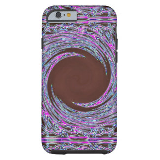 In The Pink Colorfoil Bandanna Tough iPhone 6 Case