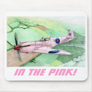 In The Pink Mousepad