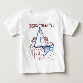 In the Planes of Pattern Dance Baby T-Shirt