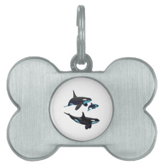 IN THE POD PET ID TAG