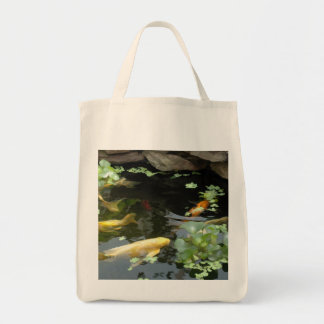 In the Pond Grocery Tote