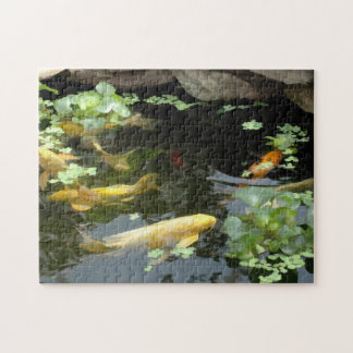 In the Pond Photo Puzzle