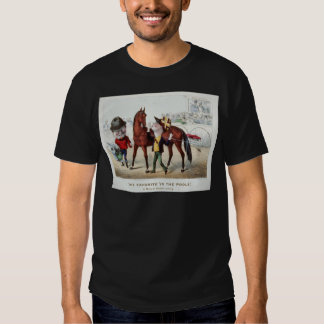 In The Pools 1876 T Shirt