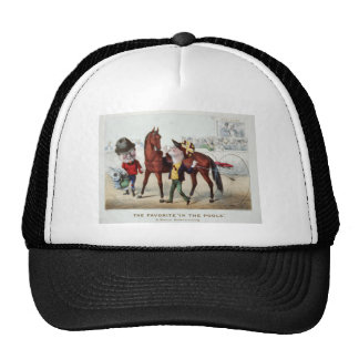 In The Pools 1876 Trucker Hats