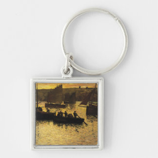 In the Port 1895 Keychains