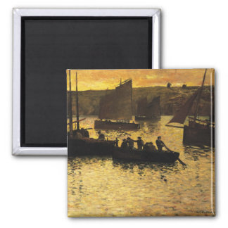 In the Port 1895 Refrigerator Magnet