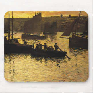 In the Port, 1895 Mouse Pads