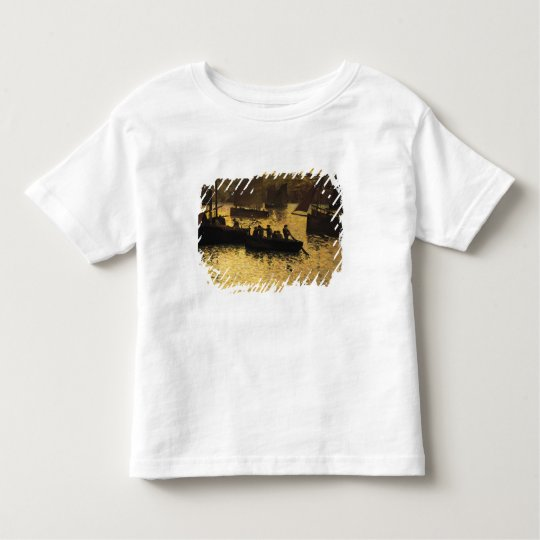 In the Port, 1895 Toddler T-shirt