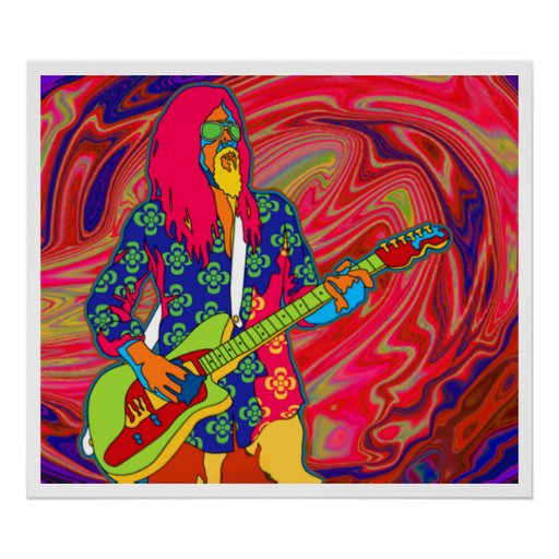 in the psychedelic music moment poster from 8.99