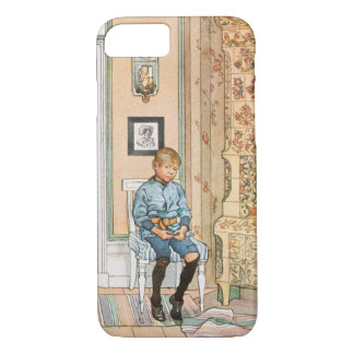In the Punishment Corner by Carl Larsson iPhone 7 Case
