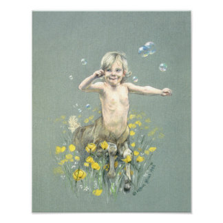 In the Pustefix Meadow - Print or Poster