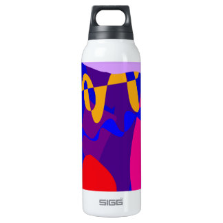 In the Rain Thermos Water Bottle