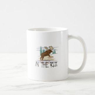 In the Rut Classic White Coffee Mug