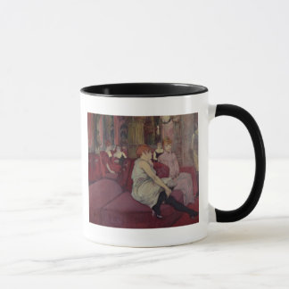 In the Salon at the Rue des Moulins, 1894 Mug