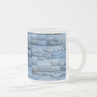 In the same boat Frosted 10 oz Frosted Glass Mug