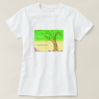 In the Shade of Olives T-Shirt