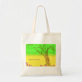 In the Shade Of Olives Tote Bag