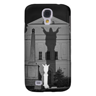 In the shadow of Jesus Galaxy S4 Case