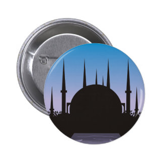 In the Shadow of Mecca Pin