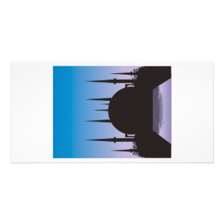 In the Shadow of Mecca Card