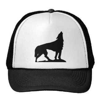 In the Shadow of the Wolf Trucker Hat