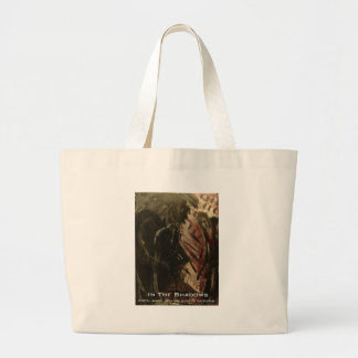 in the shadows canvas bags