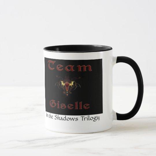 In the Shadows - Team Giselle Mug
