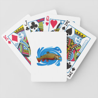 IN THE SHALLOWS BICYCLE PLAYING CARDS