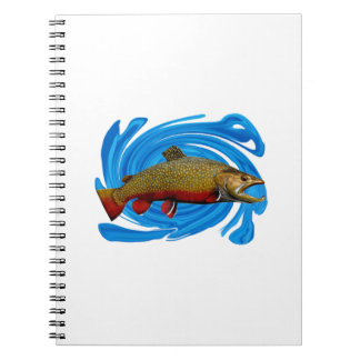 IN THE SHALLOWS SPIRAL NOTEBOOK