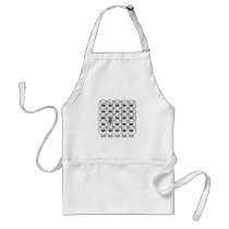 In the Sheep Adult Apron