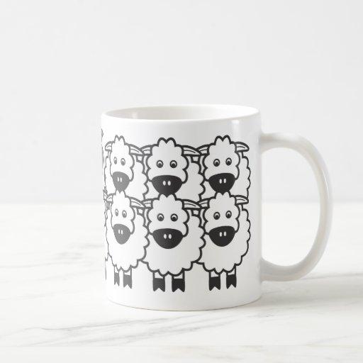 In the Sheep Coffee Mug