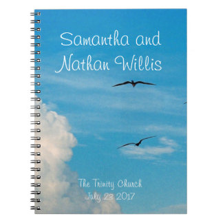 In The Sky Notebook