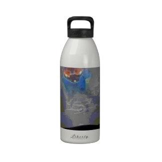 In the Sky Reusable Water Bottle