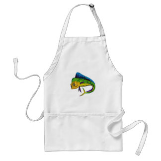 IN THE STRAITS ADULT APRON