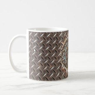 in the street coffee mug