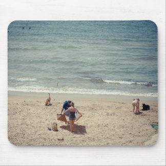 In the summertime mouse pad