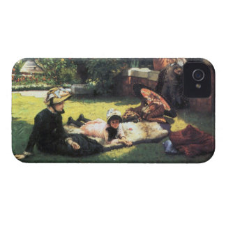 In the sun by James Tissot Blackberry Bold Cases