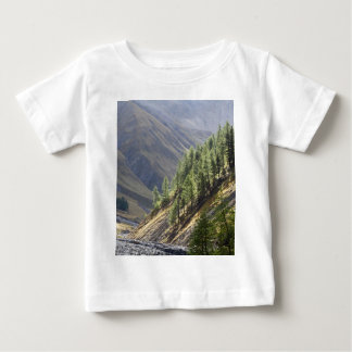 In the Swiss Alps Baby T-Shirt