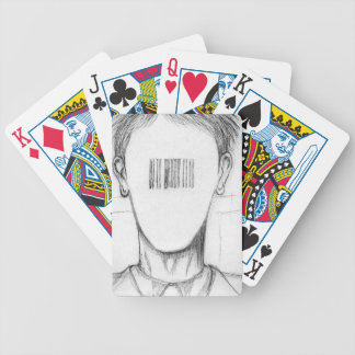 in the system playing cards