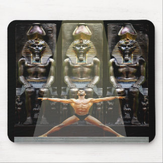 In the Temple of Ramses III Mouse Mats