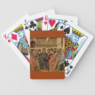 In The Temple Bicycle Card Deck