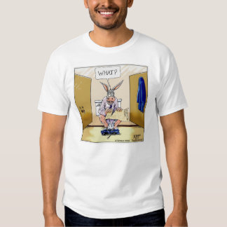 In the Toilet print T-shirts