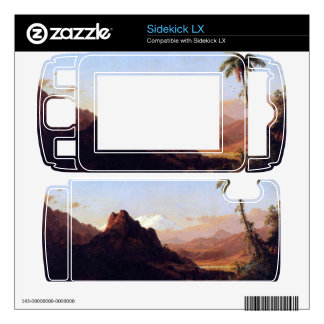 In the tropics by Frederic Edwin Church Decal For The Sidekick LX