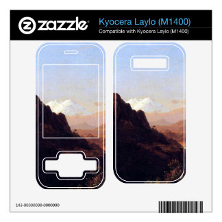 In the tropics by Frederic Edwin Church Skin For Kyocera Laylo