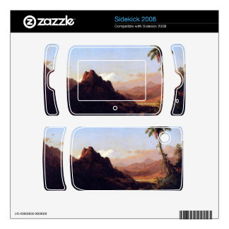 In the tropics by Frederic Edwin Church Decals For Sidekick 2008