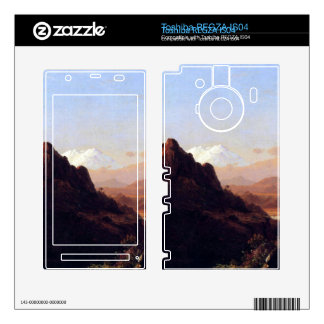 In the tropics by Frederic Edwin Church Decals For Toshiba REGZA