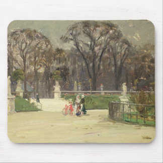 In The Tuileries Mouse Pad