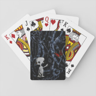 In the Twisty Woods Card Deck