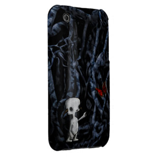 In the Twisty Woods iPhone 3 Case